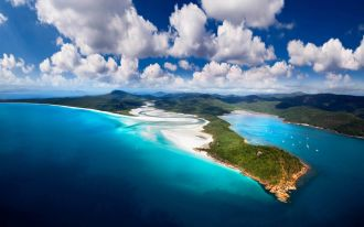 The Whitsunday Islands Australia