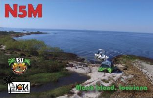Read more: 26.10.2015, N5M, NA-120 QSL Preview