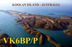 Read more: 11.11.2015 VK6BP/p, OC-071 first QSLs has been sent out today