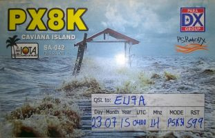 Read more: 28.12.2015 1535 UTC PX8K, SA-042 QSL received.